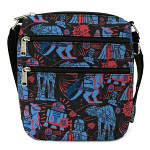 Loungefly Star Wars Empire 40Th Nylon Passport