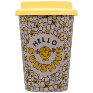 Little Miss Huskup Travel Mug - Laughing Daisies