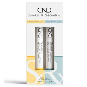 CND Essentials Duo Pack Care Pens 2 x 2.36ml