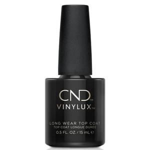 CND Vinylux Weekly Top Coat Nail Varnish 15ml
