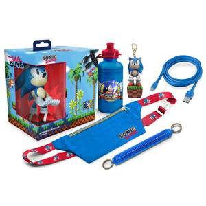 Sonic The Hedgehog Collectable Big Box (w/ Exclusive Cable Guy)