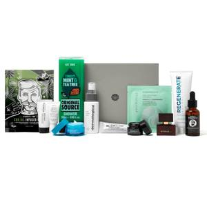 GLOSSYBOX Grooming Kit Limited Edition