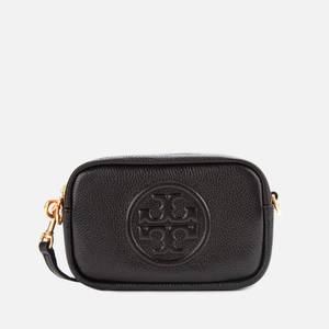 Tory Burch Women's Perry Bombe Cross Body Bag - Black