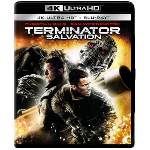 Terminator Salvation - 4K Ultra HD (Includes Blu-ray)