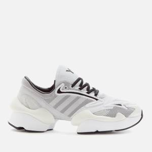 Y-3 Men's Ren Trainers - White/Black/Silver