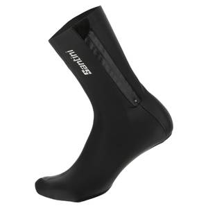Santini Vega Shoe Covers - Black
