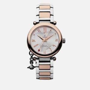 Vivienne Westwood Women's Orb Watch - Silver