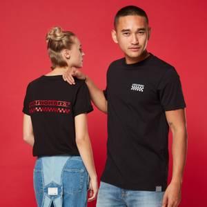 T-shirt Unisexe Pit Crew - Noir