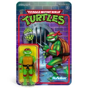 Super7 Teenage Mutant Ninja Turtles ReAction Figure - Raphael