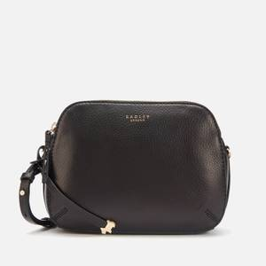 Radley Women's Dukes Place Medium Ziptop Cross Body Bag - Black
