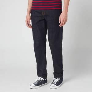 Nudie Jeans Men's Steady Eddie II Straight Jeans - Rinsed
