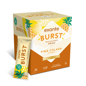 Limited Edition Pina Colada BURST Box of 30