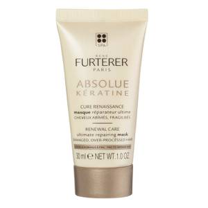 René Furterer Absolue Keratine Ultimate Repairing Mask - Fine to Medium Hair Travel Size 1 fl. oz
