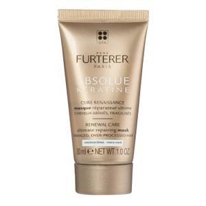René Furterer Absolue Keratine Ultimate Regenerating Mask - Thick Hair Travel Size 1 fl. oz