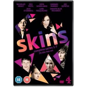 Skins: Series 1-7