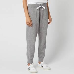 Polo Ralph Lauren Women's Lightweight Sweatpants - Dark Vintage Heather