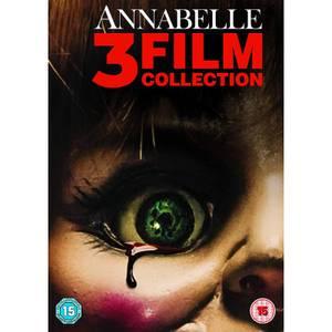 Annabelle - 3 Filme Sammlung