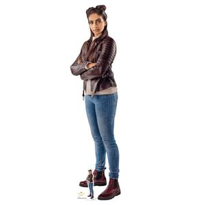 Mandip Gill (Yasmin) Doctor Who Life Size Cut-Out