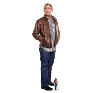 Bradley Walsh (Graham) Doctor Who Life Size Cut-Out