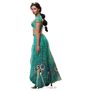 Princess Jasmine (Naomi Scott - Aladdin Live Action) Life Size Cut-Out