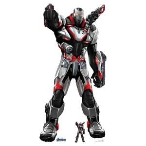 Marvel War Machine (Quantum Suit) Avengers Endgame Life Size Cut-Out