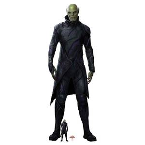 Captain Marvel Talos Skrull (Ben Mendelsohn) Life Size Cut-Out