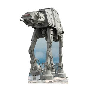 Star Wars AT-AT Life Mega Cardboard Cut-Out 1.97m Tall