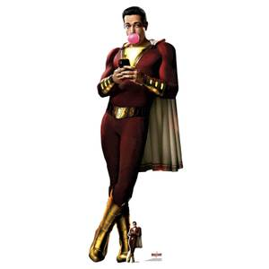 Shazam Bubblegum (Zachary Levi) Life Size Cut-Out