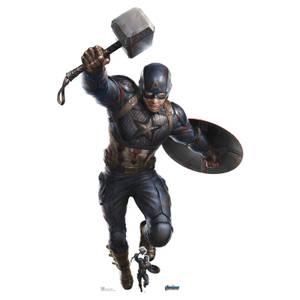 Marvel Captain America Mjolnir Mega Cardboard Cut-Out