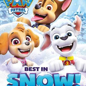 Paw Patrol: Best in Snow Christmas Boxset