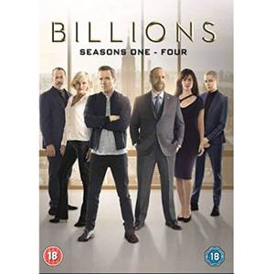 Billions: Seasons 1-4