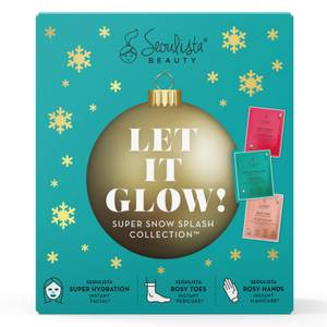 Seoulista Beauty Christmas Pack - Let it Glow! Super Snow Splash Collection
