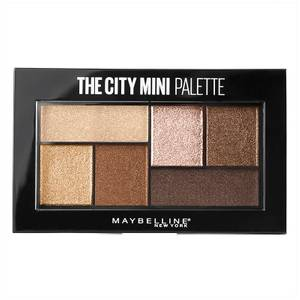 Maybelline City Mini Eye Shadow Palette - Rooftop Bronzes 4g