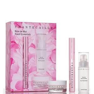 Chantecaille Rose de Mai Travel Essentials Set (Worth £291.00)