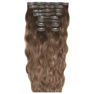Beauty Works 22 Inch Beach Wave Double Hair Extension Set (Various Shades)