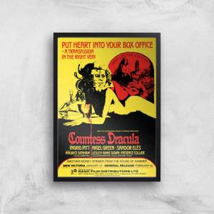 Countess Dracula Giclee Art Print