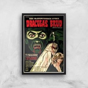 Dracula's Brud Giclee Art Print