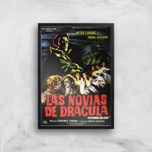 Las Novias De Dracula Giclee Art Print