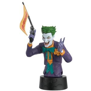 Eaglemoss DC Comics Joker Resin Bust