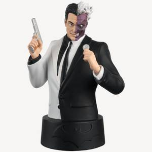 Buste Double-Face - DC Comics Eaglemoss