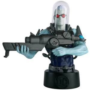 Buste Mr Freeze - DC Comics Eaglemoss