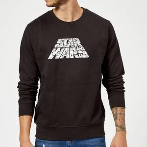 Felpa Star Wars L'Ascesa di Skywalker Star Wars IW Trooper Filled Logo- Nero