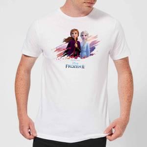 Frozen 2 Nature Is Beautiful Men's T-Shirt - White