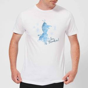 Frozen 2 Ice Breaker Men's T-Shirt - White