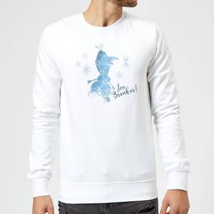 Frozen 2 Ice Breaker Sweatshirt - White
