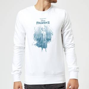 Frozen 2 Find The Way Sweatshirt - White