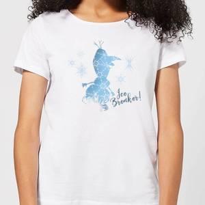 Frozen 2 Ice Breaker Women's T-Shirt - White