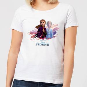 Frozen 2 Nature Is Beautiful Women's T-Shirt - White