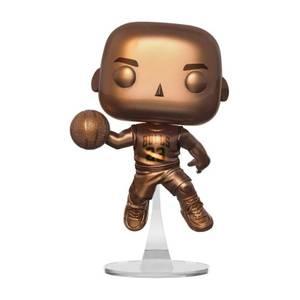 NBA - Michael Jordan Bronze EXC Figura Funko Pop! Vinyl