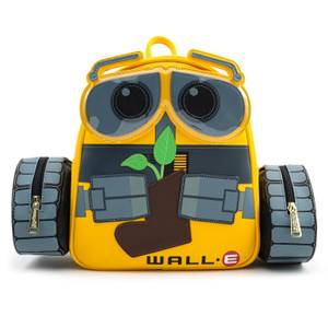 Loungefly Disney Wall-E Plant Boot Mini Pu Backpack